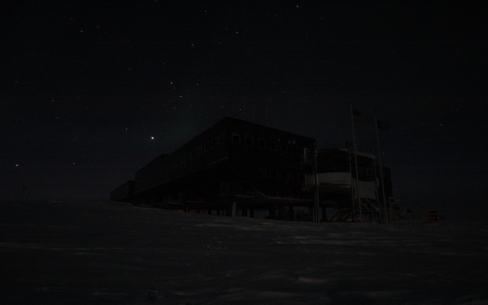 moon light on space station - photo #39
